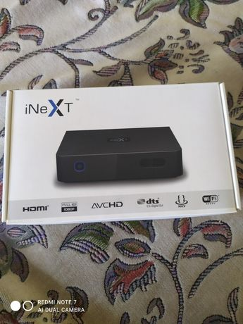 Приставка iNeXt TV
