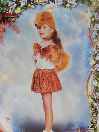 Аренда детского костюма белка
