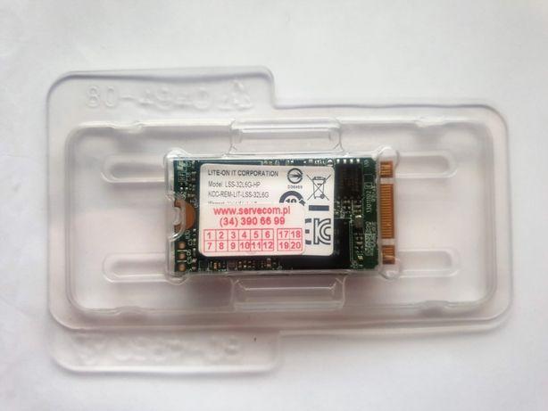 Dysk SSD HP LiteOn LSS-32L6G-HP 32GB M.2 2242 SATA M2