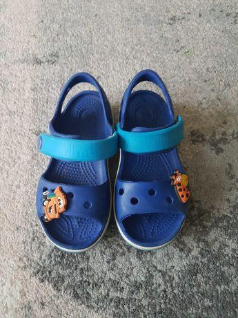 Crocs сандалии для мальчика,С8
