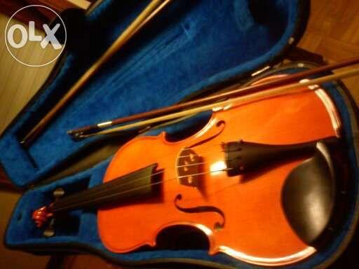 "Viola de´arco Strunal 3/90 Size 41 de 26"" como novo vendo ou troco"
