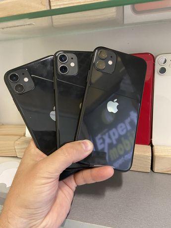 iPhone 11 64gb /128gb Black Neverlock  Акумулятор 98-100% річна гарант