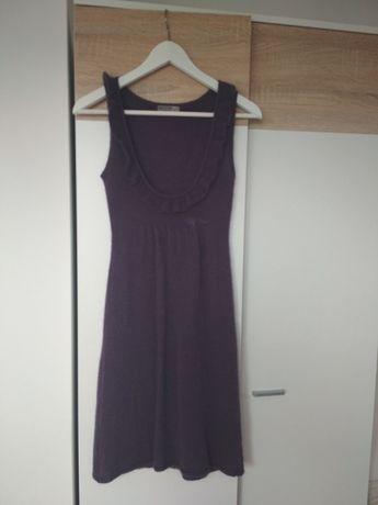 Wełniana sukienka BigStar