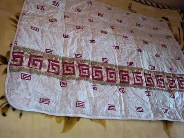 Детское одеяло 140 на 110, шерсть