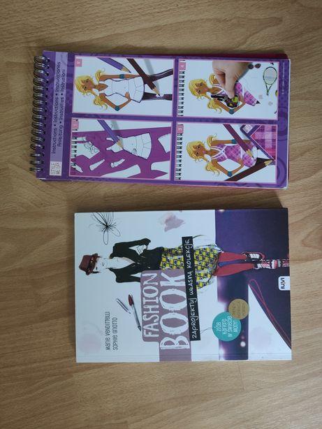 Książki projektowanie własnych ubrań