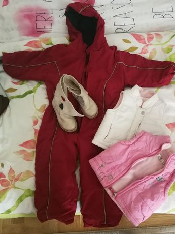 Ubranka różne rozmiary
