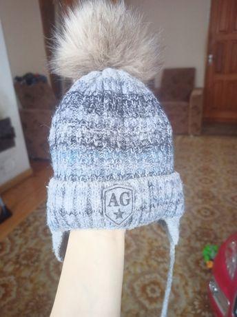 Зимові шапки для хлопчика