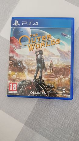 The Outer Worlds PS4 PL