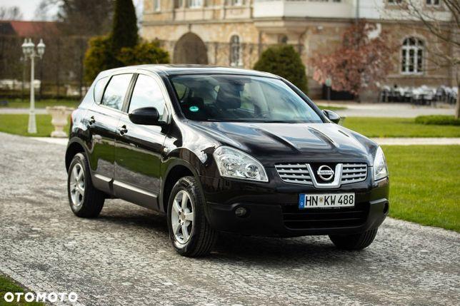 Nissan Qashqai Benzyna 2.0*Navi*Kamera Cofania*Tempomat*Klimatronik*Zadbany