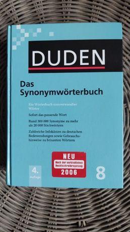 Słownik Duden Das Synonymwoerterbuch 8