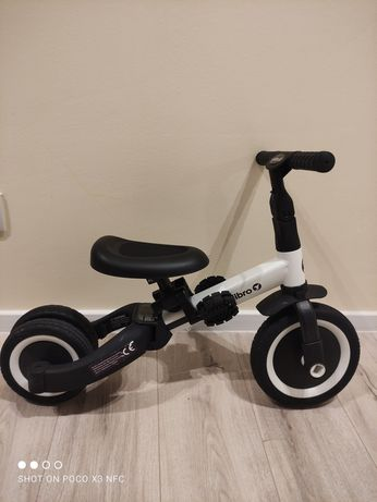 Rowerek Calibro biegowy
