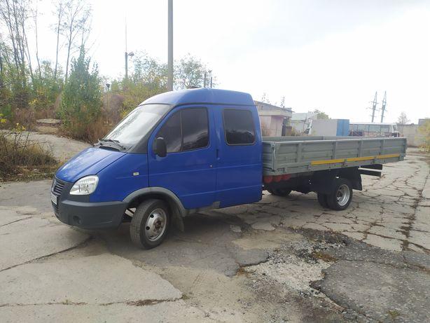 ГАЗ 33023 DUET Maxi