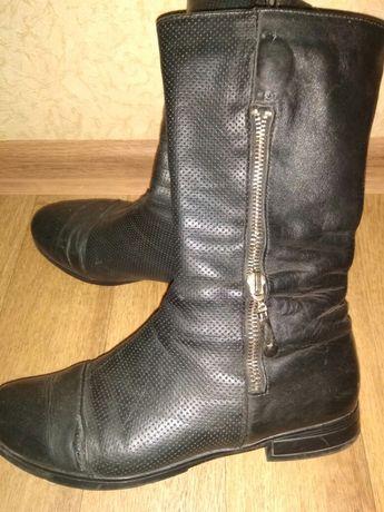 Сапоги ботинки 36-37 размер