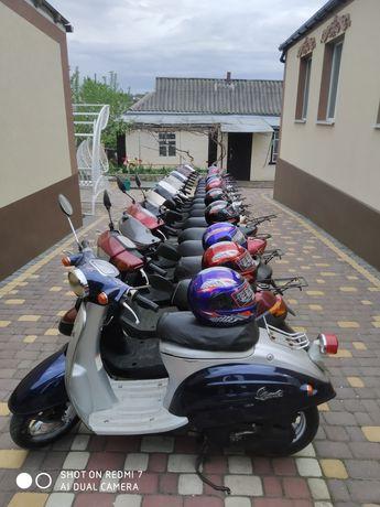 Продам Японські скутера-мопеди без пробігу по Україні.