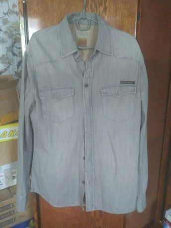 Рубашка коттоновая М