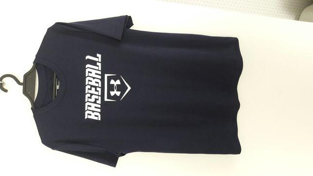 Koszulka sportowa Under Armour basketball roz 140