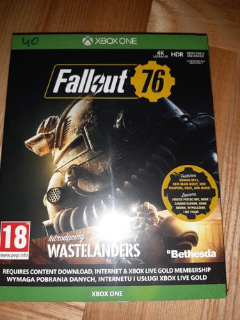 Fallout76 NOWA xbox one
