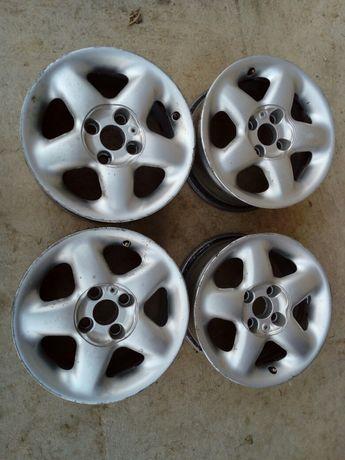 Felgi aluminiowe 4x108x15