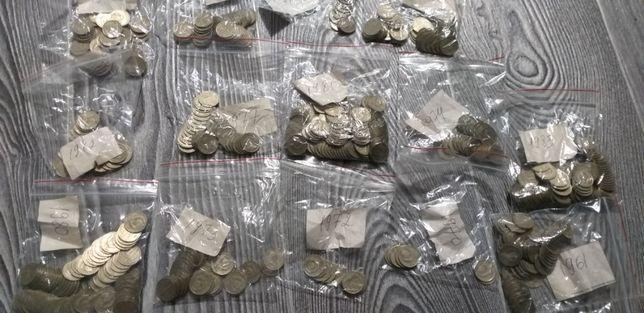 Монети різних років фото скину