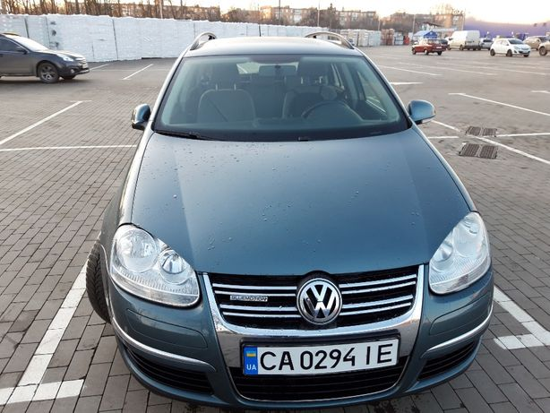 vw Golf 2008.1.9TDI