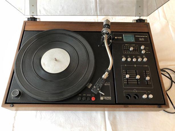 Gramofon Unitra G-601A Fonomaster 76 Hi-Fi super stan