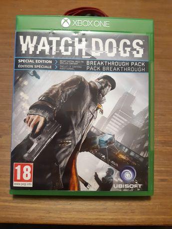 Gra Watch Dogs, Xbox one