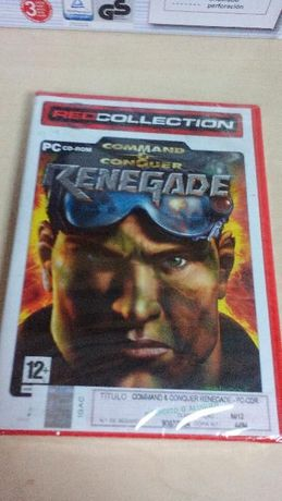 Jogo PC Comand & Conquer Renegade da Red Collection