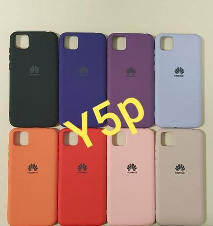 Чехол Силикон Накладка Хуавей Huawei Y5p Y6p P40Lite 40pro P smart pro
