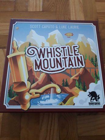 Whistle Mountain - gra planszowa
