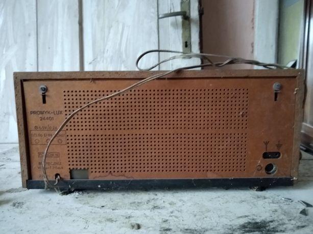 Sprzedam stare radio prl