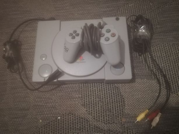 Konsola PlayStation 1