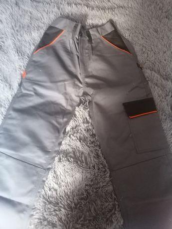 Spodni robocze nowe
