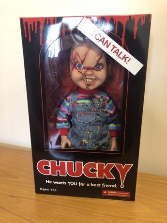 Chucky oficial da Mezco figura