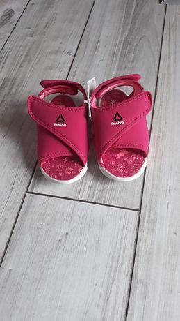 NOWE Sandały dla dziewczynki Reebok 24r