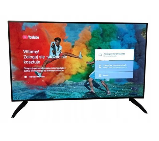 Telewizor  Smart TV Vestel 4K 43'