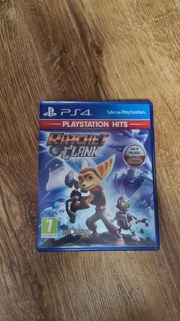 Gra Ratchet w pl na PS4