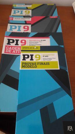 Livros Matemática 9º ano