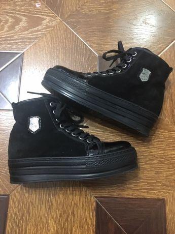 Ботинки для девочки Kemal Pafi 32размер