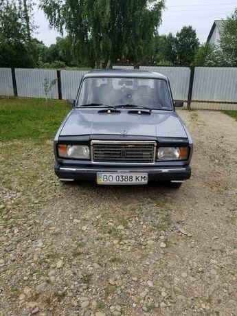 Продам ВАЗ 2107 в хорошому стані ціна 2100₴..