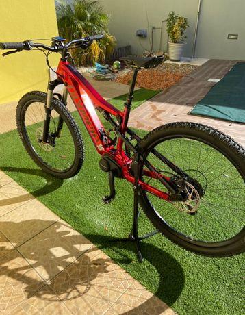 Bicicleta Elétrica como NOVA - Oportunidade