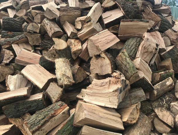 Drewno opałowe, kominkowe - buk
