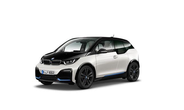 BMW i3 i3s / 120Ah / samochód demonstracyjny / bogate wyposażenie / od ręki