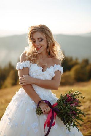 Весільне плаття / Весільна сукня/ Свадебное платье