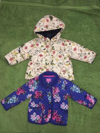 Куртка, курточка, ветровка zara, next 92-98