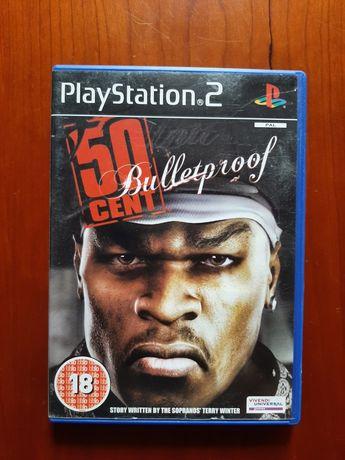 50 cent bulletproof playstation 2