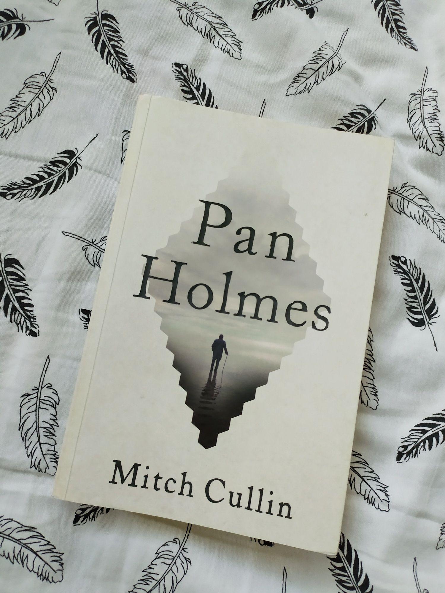 """Książka """"Pan Holmes"""" Mitch Cullin Sherlock Holmes"""