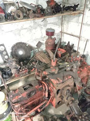 MTZ Belarus pompy paliwa pompy oleju siłowniki hydrauliczne