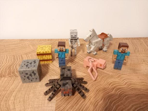 Minecraft Lego Postacie 6 sztuk