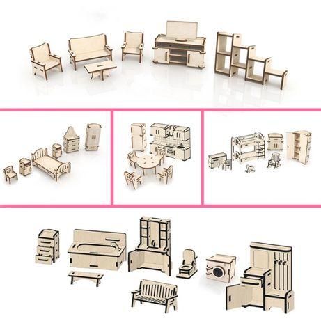 мебель для кукол LOL / лялькові меблі ЛОЛ / кукольная мебель для LOL