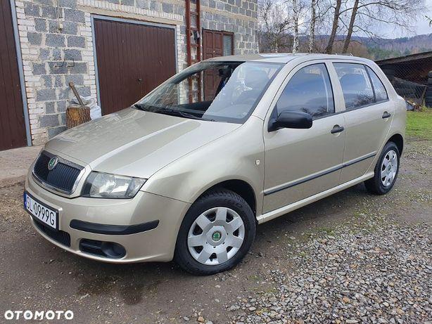 Škoda Fabia 1.2 54KM, Klimatyzacja, Niski przebieg !!!